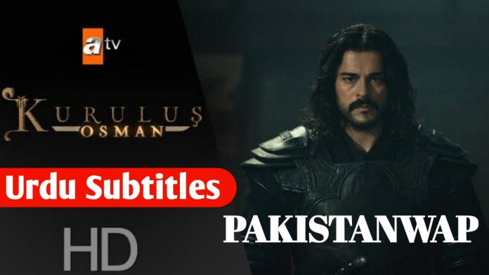Kurulus Osman Episode 1 with English, Urdu Subtitles Free