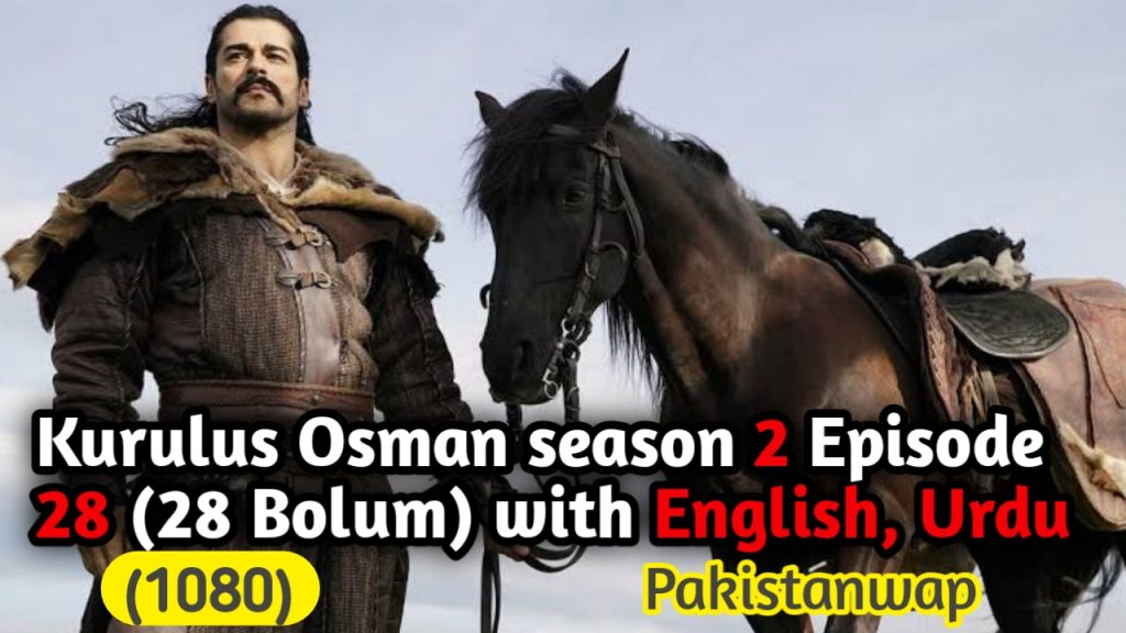 Kurulus-Osman-season-2-Episode-28-(28 Bolum)-with-English-Urdu