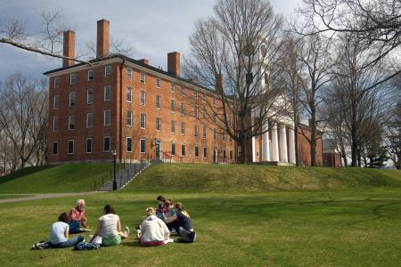 Amherst College Best American Universities for international students