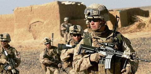 The US withdrawal of more troops from Afghanistan | Top US general