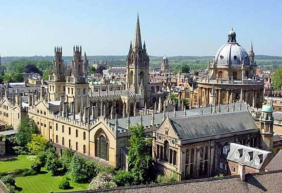 University of Oxford Best Universities in the world 2021