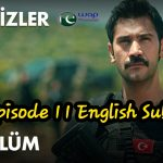 The Isimsizler Episode 11 With English Subtitles HD