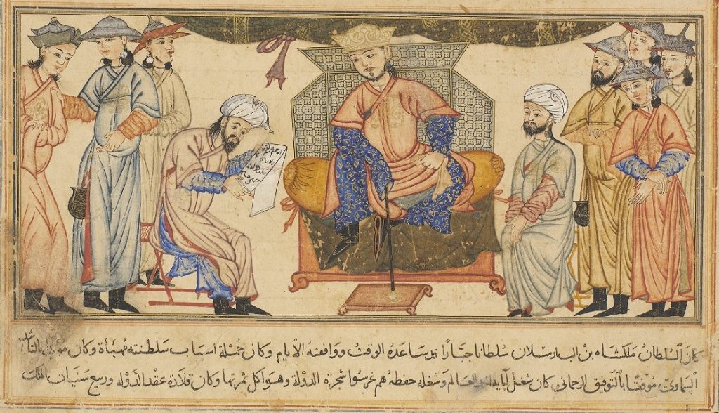 Short Information Malik Shah I ( The Great Seljuk )