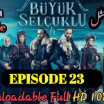 Buyuk Selcuklu Great Seljuk Episode 23 English, Urdu Subtitles ( Nizam-E-Alam )
