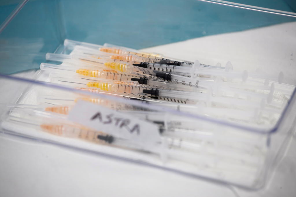 Four Clot deaths reported by Italy after AstraZeneca shots, data shows