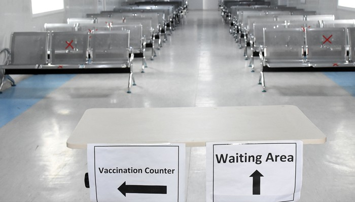 Vaccination centres across country will remain open after Iftar
