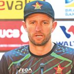 Zimbabwe's Ervine suffers injury ahead of second T20I |against Pakistan|