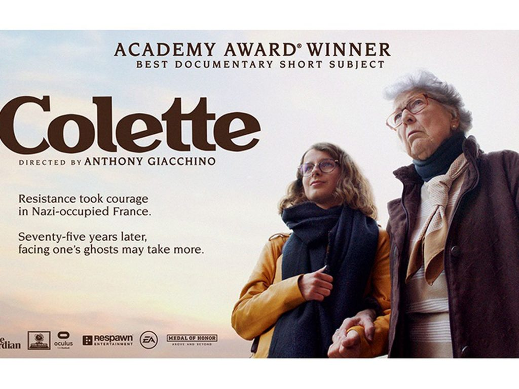 Video game industry wins 1st Oscar with documentary short Colette