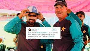 """Mickey Arthur """"Babar deserves everything he is achieving"""""""