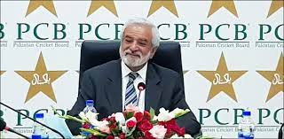 Chairman of PCB is satisfied with team's performance