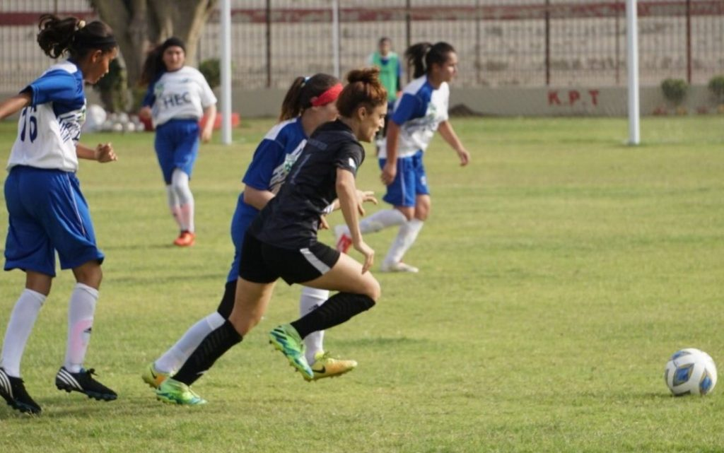 Matches postponed after player tests positive for COVID-19 in National Women Football Championship.