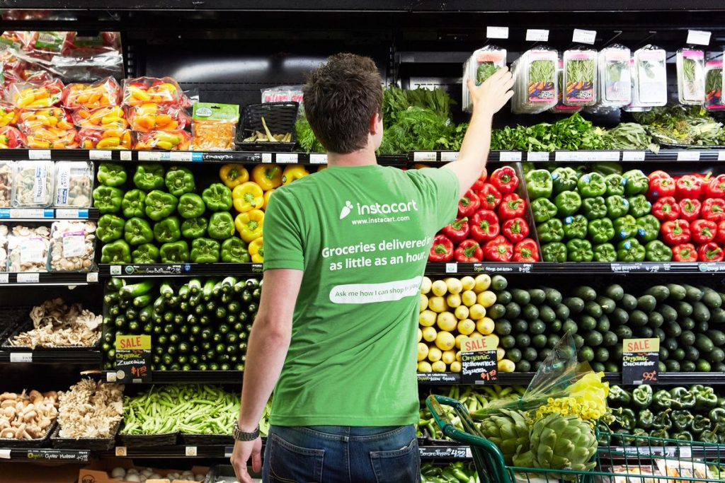 Instacart shoppers say their accounts were wrongly deactivated