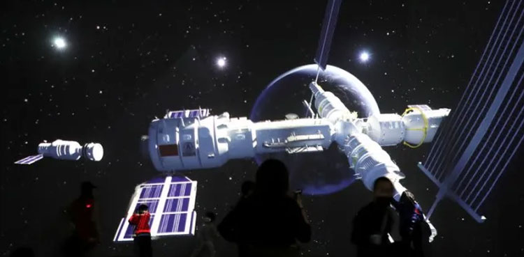 Chin launches key module of space station planned for 2022