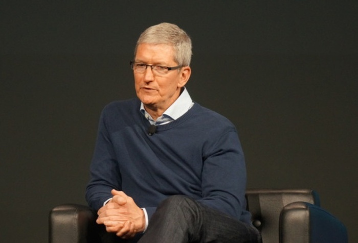 Tim Cook says Apple wants to use AR to make conversations better