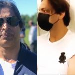 Shoaib Akhtar takes COVID-19 vaccine, urges people to do so