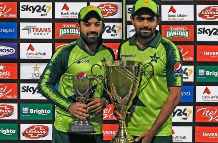 Rizwan is brilliant but Babar is pure class' Vaughan compares Pakistani batters