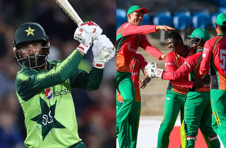 Hafeez picked by Guyana Amazon Warriors for CPL 2021