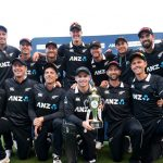 New Zealand moves to No.1 in ICC ODI Rankings after annual update