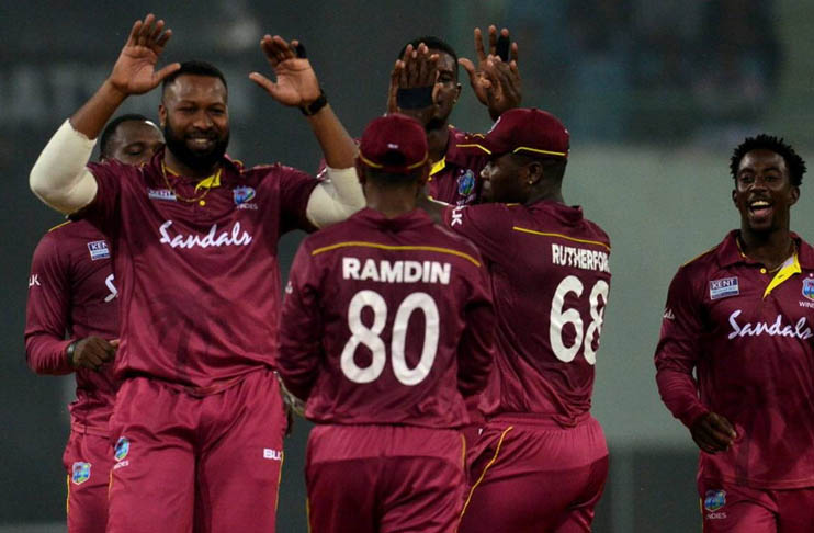 West Indies announce provisional T20I squad against Pakistan