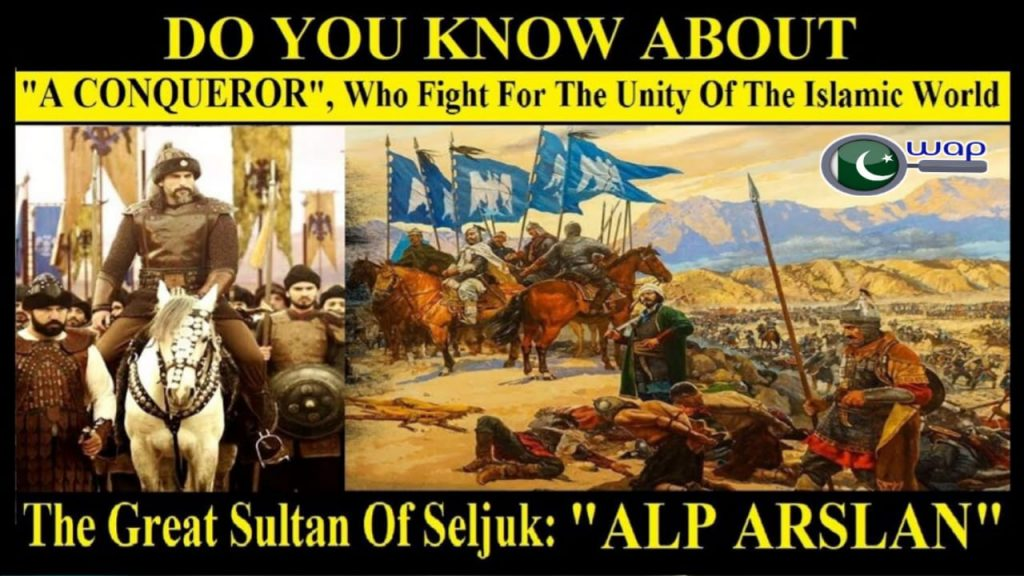 Real History of Alp Arslan | Battle of Manzikert