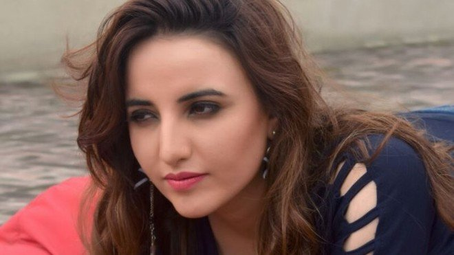 Tik Tok Star Hareem Shah wedding talk, 'Who is that person to give your answer'