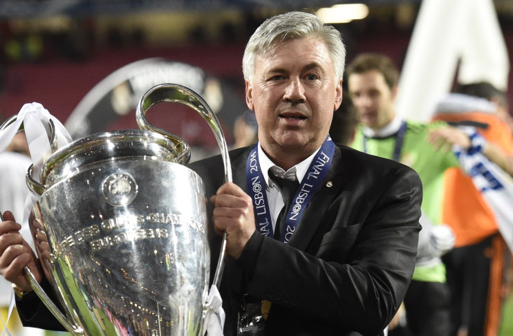Ancelotti returns to Real Madrid for second spell as coach