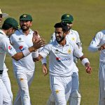 Hasan Ali nominated for ICC Men's Player of the Month