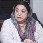 No commercial activity allowed in Punjab after 8pm: Yasmin Rashid