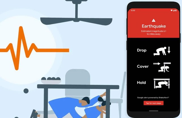 Earthquake forecast, introduces great features for Android users