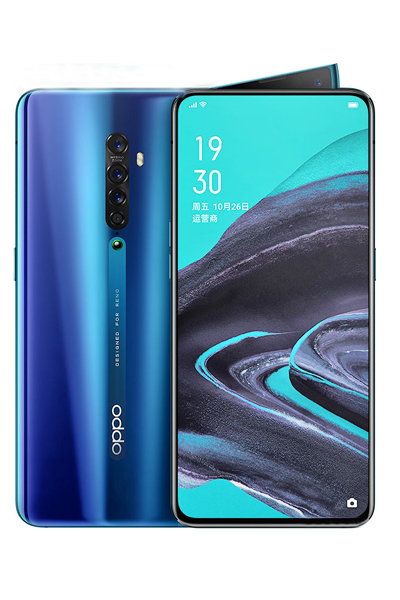 Oppo Reno 5A Price in Pakistan is Rs. 49,999, it runs on Android 11 OS operating system with 2.3 Ghz Octa Core processor and Dimensity 720 chipset.