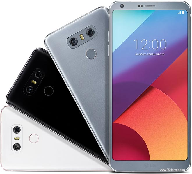 LG G6 Price and Specification in Pakistan